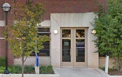 OBP front door